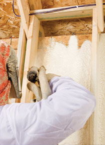 Amarillo Spray Foam Insulation Services and Benefits