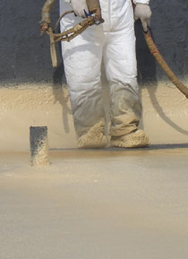 Amarillo Spray Foam Roofing Systems